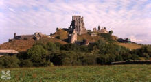 Image of Corfe Castle